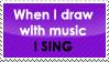 When I Draw... by ElvenAngel