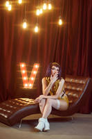 Cowboy Bebop - Faye Valentine by ShadeCramer