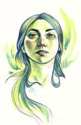 I like green by surika