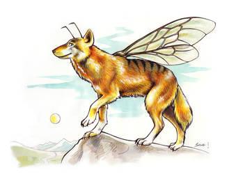 Were-Bee by surika