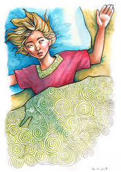 Insomnia by surika