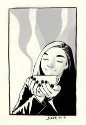 Hot Chocolate by surika