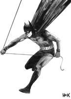 Golden Age Batman by RobertHack