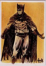 Batman by RobertHack