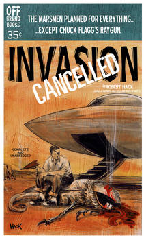 INVASION CANCELED by RobertHack