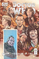 Doctor Who Prisoners of Time #12 Jetpack Comics by RobertHack