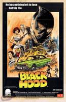 Black Hood #3 variant cover by RobertHack