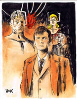 Doctor Who: Silver Tears by RobertHack