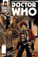 Doctor Who: The Fourth Doctor #3 Cover by RobertHack