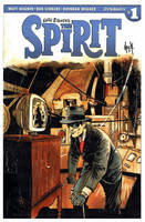 The Spirit sketch cover  by RobertHack
