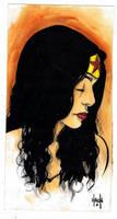 Wonder Woman  by RobertHack