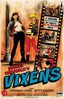 In shops tomorrow Betty and Veronica Vixens #1  by RobertHack