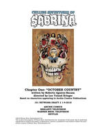Chilling Adventures of Sabrina S01E01! by RobertHack