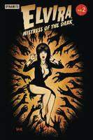 Elvira: Mistress of the Dark #2 by RobertHack