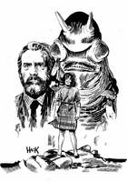 Quatermass and the Pit/Little Shoppe of Horrors by RobertHack