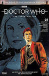 Doctor Who: Road to the 13th Doctor #1 cover by RobertHack
