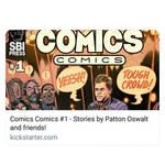 Comics Comics kickstarter is live! by RobertHack