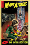 Mars Attacks #4 variant cover  by RobertHack