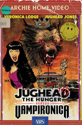 Jughead: The Hunger VS Vampironica cover art by RobertHack