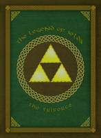 The Legendary Triforce by ever-so-excited