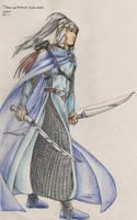 Noldor Elf by Earon