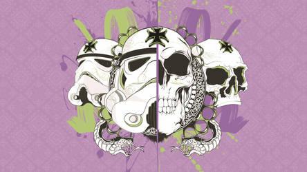 DeathWars by metallussmetalized