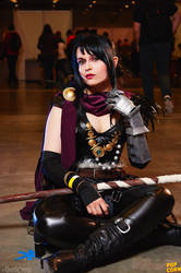 Morrigan cosplay by PiraWTH