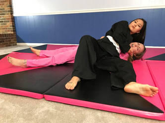 Judo-Kesa Gatame by bondjoev