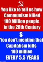 Communism Kills? by mclj10