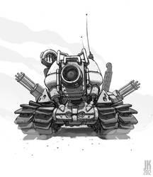 Metal Slug by JoeMKennedy