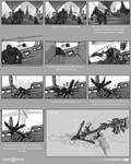 Escape from Helheim 3 - God of War by JoeMKennedy