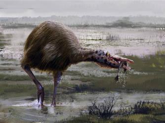 Swamp Predator by MySoulDive