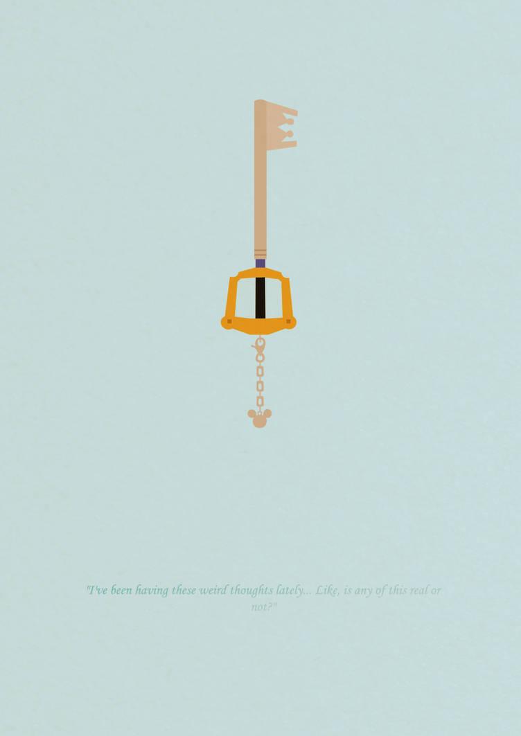 Kingdom Hearts Poster by Kelsi-sama