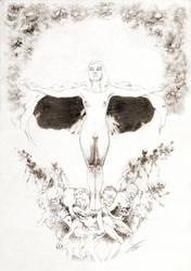 Muerte - Death by DavidMGarcia