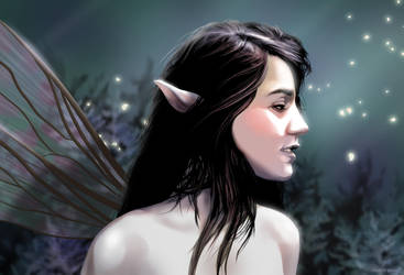 Fairy by DavidMGarcia