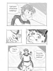 Miraculous Comic P1 by Mao-na