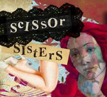 Scissor Sisters CD Cover by suburbian-kat