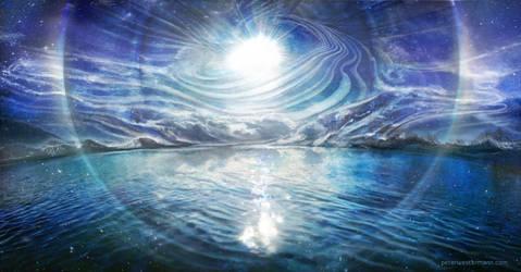 Last Breath Supernova by digitalreflexion