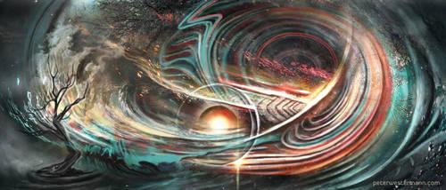 Gravity by digitalreflexion