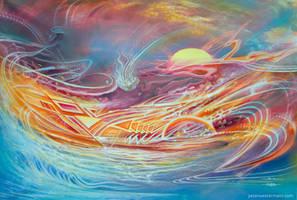 Kinetic Symphony by digitalreflexion