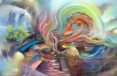 Superflow Psychosis by digitalreflexion
