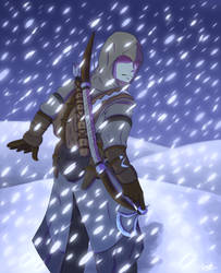 Gift: Assassin's Creed III - Connor by Lauzi