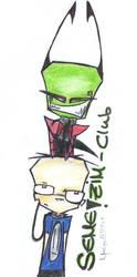Club ID :D by InvaderKel