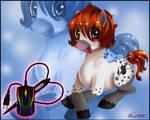 Pony me. XD by 13-Lenne-13