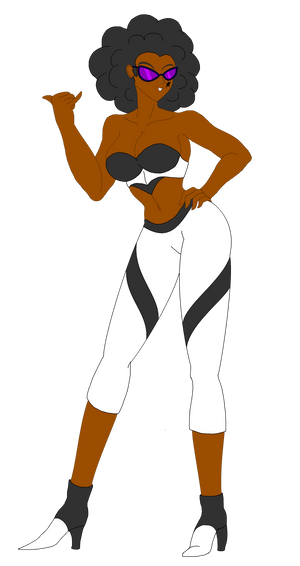 Commission: Madame Funky by NekoHybrid
