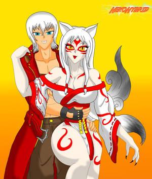 Commission: Danaterasu by NekoHybrid