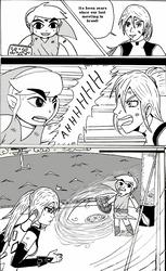 Super Smash Bros 3Ds promo comic (1/3) by Cisco9630