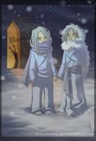 Nuada and Nuala :: 067 Snow by PrinceNuadaProject