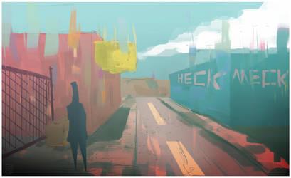 HECKMECK by Grashalm89