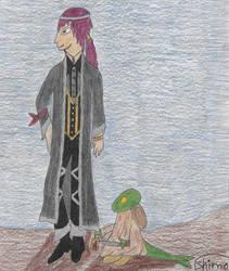 Alastor Version 2 by HinodeYoake
